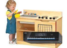 AEG Bluetooth falra szerelhető konyhai rádió