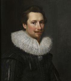 Portrait of a Man, Michiel Janszoon van Mierevelt