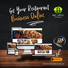 Big Apple Web Solutions ensures you never miss an order with order management services. Digital ordering and guest Engagement. Restaurant info, rewards programs & upsell. About Interactions.  We can help you increase revenues for your business! Visit Big Apple Now.  Whats app us : +1(401)2865017, +91 8824690414 Skype Us: bigapplewebsolutions   #bigapplewebsolutions #websitedesign #digitalmarketingagency #websitedevelopment Web Design Agency, Web Design Company, Packaging Company, Packaging Design, Apple Web, Apple Business, Restaurant Order, Professional Web Design, Corporate Style