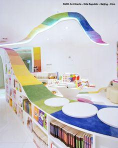 Kid's Republic: la libreria più colorata e divertente del Mondo!