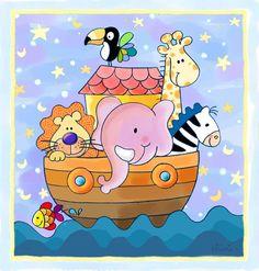 Noe's ark - Ines Huni