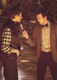 Rory and The Doctor
