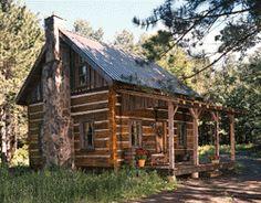 I love a big porch....