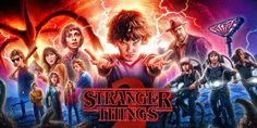 Stranger Things Season 2 Promo Poster!
