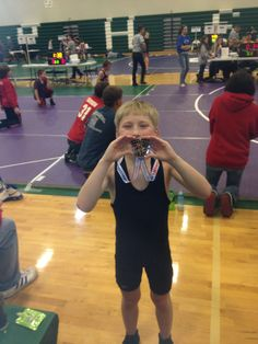 Another medal for my little X-Man from Pennfield Open