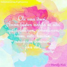 #maaginen #sinä