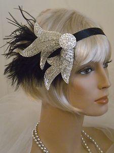 1920s Headpiece  #personalized #jewelry