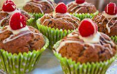 Recepty: Muffiny z cukety – bez lepku - KAMzaKRÁSOU.sk