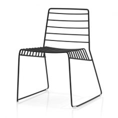 Park chair by B-LINE | www.lovethesign.com/uk