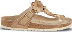 Zdravotní obuv Tatami Essential Gizeh - leatherflowers melange beige / přírodní kůže. více produktů naleznete na: http://marpoint.cz/zdravotni-obuv/zdravotni-obuv-damska/zabky/