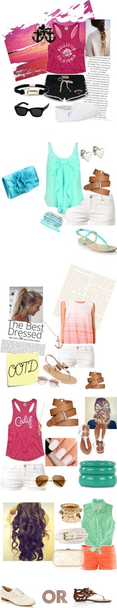 """Summer FASHION 2013"" by madisynmarie on Polyvore"
