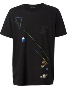 Achetez Raf Simons t-shirt imprimé en Deliberti from the world's best independent boutiques at farfetch.com. Shop 300 boutiques at one address.