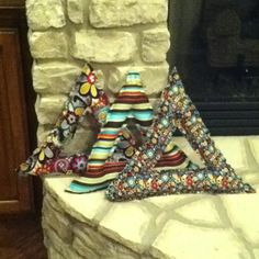 Tri delta pillows -love these! Delta Sorority, Tri Delta, Cute Quotes, Ladder Decor, Letter, Times, Pearls, Pillows, Sayings