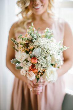 textural bouquet | Rachel Whyte #wedding