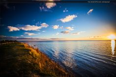 Kamminke zachód słońca  #kamminke #kaminke #slonce #szysz