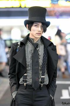 tokyo  street  style  fashion  japan  streetfashion Tokyo Fashion, Harajuku 5c8f34c4065e