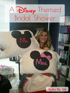 Reneé's Disney Themed Bridal Shower // Inspired By Dis