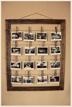 BrightNest | The Perfect Mother's Day Gift: Creative Photo Displays #Mothers Day Gift by Maria CS