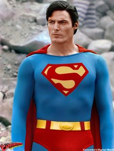 Superman by Christopher Reeve Superman Artwork, Superman Movies, Superman Family, Dc Movies, Superhero Movies, Superman Photos, Superman Wallpaper, Superman And Lois Lane, Superman Man Of Steel