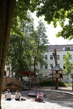 Spielplatz Schanzenviertel Hamburg