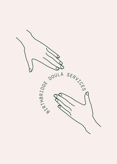 minimalistic image of trust and reaching out for help and receiving it Graphic Design Posters, Typography Design, Branding Design, Logo Inspiration, Hand Illustration, Illustrations, Vector Logos, Hand Outline, Friend Logo