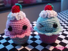 Super Cute Cupcakes | Super Cute Designs: 2 cupcakes
