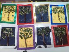 Νηπιαγωγείο, το πρώτο μου σχολείο: Ελιά και λάδι Crafts For Kids, Arts And Crafts, Olive Tree, Autumn Activities, Projects To Try, Children, Frame, Classroom, Health