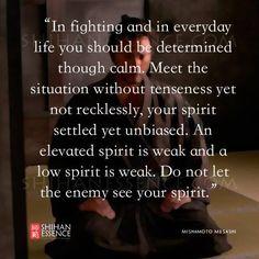 Miyamoto Musashi  www.Facebook.com/McDojoLife