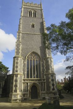ST MARY'S CHURCH | The magnificent tower