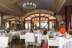Sala principal restaurante Sumoll