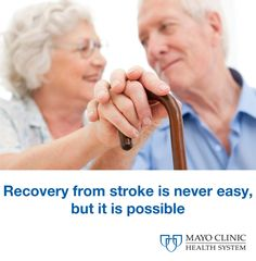 There are more than six million stroke survivors living in the U.S. In the final part of her stroke knowledge blog, Stephanie Welle discusses stroke recovery.