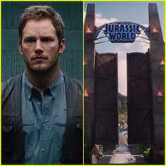 'Jurassic World' Trailer Gets Release Date, Is Coming Next Week! | Bryce Dallas Howard, Chris Pratt, Jurassic World : Just Jared