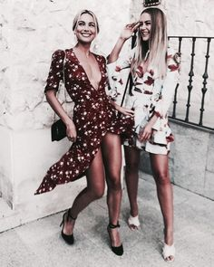 ☆ c a t o w o l t e r s Best Friend Goals, Bff Goals, Gal Pal, Bff Pictures, Friend Photos, Partners In Crime, Best Friends Forever, Girl Gang, Dress To Impress
