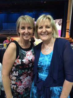 Jane at the Redlands Centre for Women annual High Tea 2014