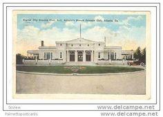 Capitol City Country Club, Atlana, GA -1918