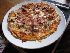 Världens bästa pizzadeg! | Glutenfritt liv