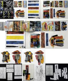 Enrico Giori's CIE IGCSE Art exam project, completed while studying Art and Design at St. Enrico was awarded (A*) overall. Mixed Media Collage, Collage Art, High School Art Projects, Art School, Academic Art, A Level Art, Visual Diary, Black And White Drawing, Gcse Art