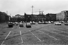 The Hietalahti Market Place, 1970.