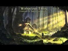Celtic Music - Woodland Tales -  Adrian von Ziegler
