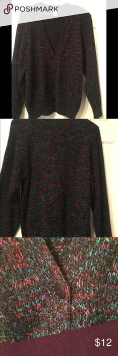 Spotted while shopping on Poshmark: Sweater! #poshmark #fashion #shopping #style #Victoria Jones Woman #Sweaters