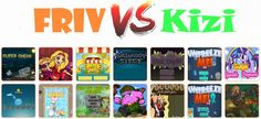 Play Friv and Kizi games online at school, at home or at work  http://friv-vs-kizi.com