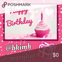 Happy Birthday @bkimh & @marykat Happy Birthday my lovely Posh Sisters!!! @bkimh @marykat Other