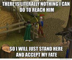 video game logic runescape