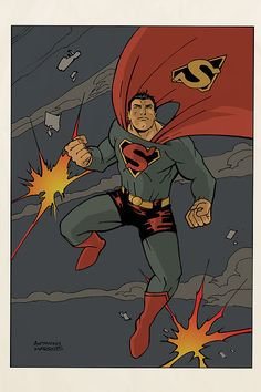 Superman 1947 - Anthony Marques