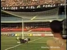 OSMAR SANTOS Santos 3 x 1 Corinthians 1992 Guga Rádio Globo SP