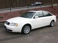 1998 A6 sedan