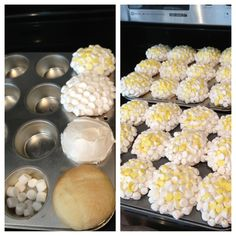 Popcorn Cupcakes perfect for a movie night, watching the award shows, or a Hollywood themed party ;) I made these for my godsons birthday Popcorn Theme, Popcorn Cupcakes, 13th Birthday Parties, Birthday Party Themes, Birthday Ideas, Movie Night Party, Movie Nights, Party Time, Hollywood Night