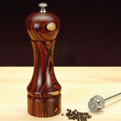 Turners Select Deluxe Pepper Mill Kit
