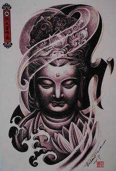 Tattoo Design Httptattooideastrendcomnice buddha tattoo design