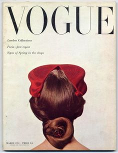 Original vintage British Vogue March 1951 Norman Parkinson London and Paris Collections — Magazines Vogue Magazine Covers, Fashion Magazine Cover, Fashion Cover, 60 Fashion, Vogue Fashion, Anna Wintour, Norman, Vintage Vogue Covers, Magazin Covers